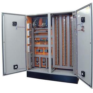 Distribuidor de painel elétrico para maquinas industriais