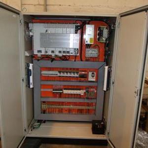 Painel elétrico para maquinas industriais sp