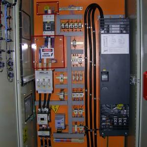 Preço do painel elétrico para maquinas industriais