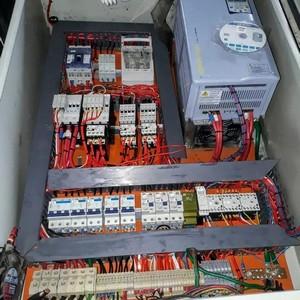 Distribuidores de painel elétrico para maquinas