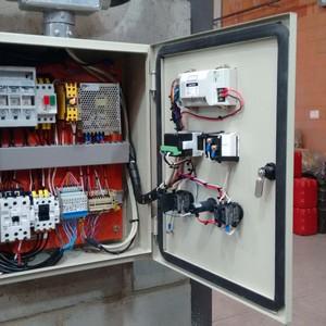 Distribuidor de painel elétrico de entrada