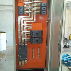 Fabrica de painel elétrico de entrada