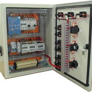 Empresa de painel elétrico de distribuição